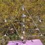 Wielowymiarowa merkaba, piramida, merkiva,